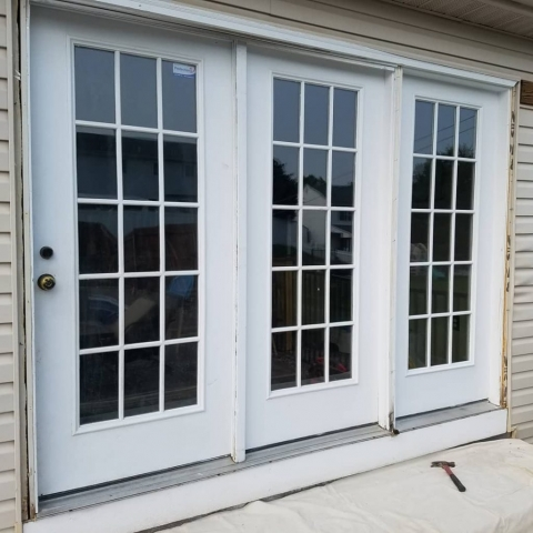 Therma-Tru patio doors