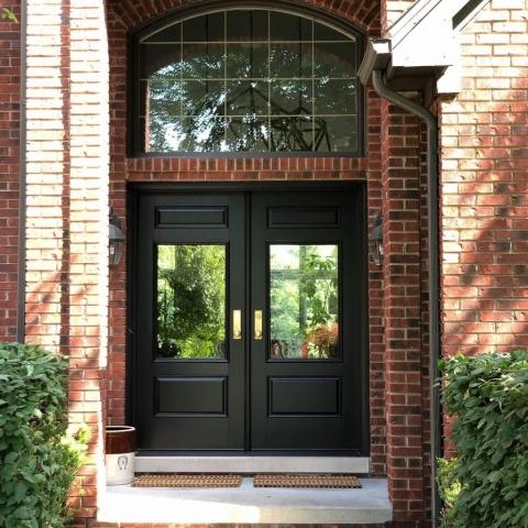 Therma-Tru Double Door