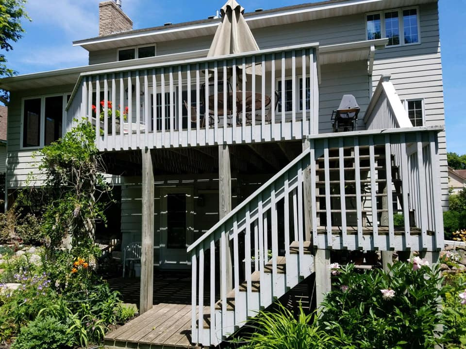Deck - Before Image