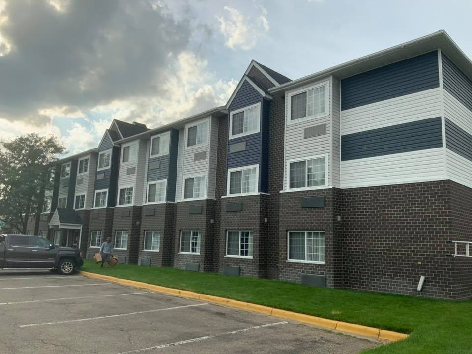 Microtel Siding Project